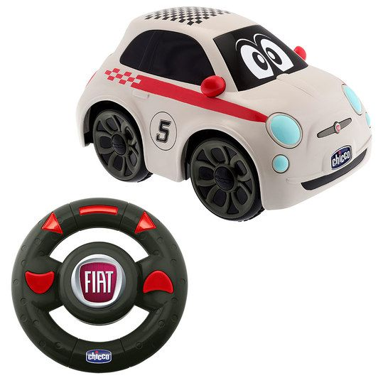 Chicco Ferngesteuertes Auto Fiat 500 Sport #geschenk