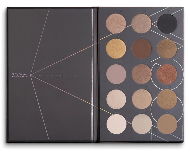 Zoeva Collection Spectrum.