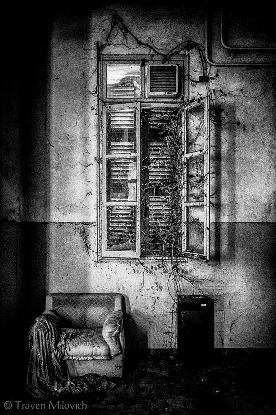Urbex Photography Asylum Urban Exploration Fine by TravenMilovich