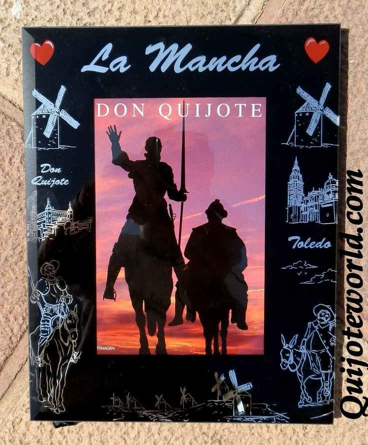 123 best images about don quixote de la mancha on pinterest - Marcos para decorar ...