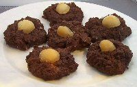 The Top 12 Low-Carb Dessert Recipes: Chocolate Coconut Cookies