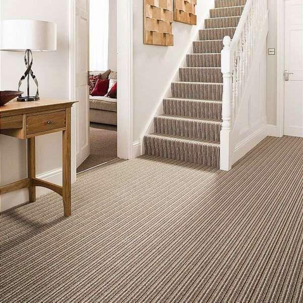 Berber Carpet Google Search Striped Carpets Carpet Stairs Hallway Carpet