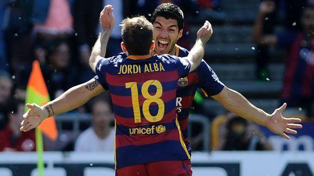 ¡Barcelona campeón de la Liga BBVA! Goleó 3-0 al Granada