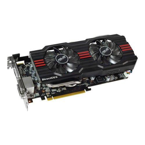 Tarjeta de Video AMD Radeon ASUS HD 7870  2GB DDR5 V2 #specialtech