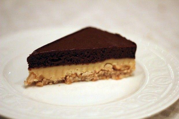 Snickers-kake fra himmelen | Hobbykokken.no