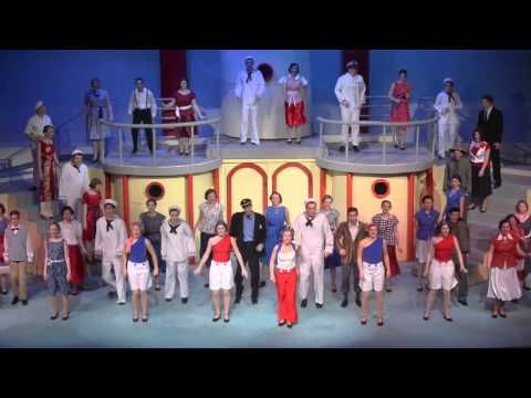 Anything Goes by Roosevelt High School (dress rehearsal) - YouTube