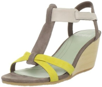 You're want to buy Camper Women's Laura 21624 T-Strap Sandal ?Yes ..! you comes at the right place. You can get special discount for Camper Women's Laura 21624 T-Strap Sandal. You can choose to buy a product and Camper Women's Laura 21624 T-Strap Sandal at the Best Price Online with Secure Transaction Here...Customer Rating: List Price: $168.00Price: $163.18 - $167.00 FREE Super Saver Shipping