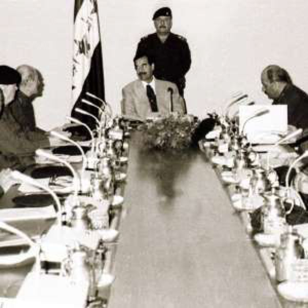 The hidden hand behind the Islamic State militants? Saddam Hussein's.  http://a.msn.com/r/2/AAat40j