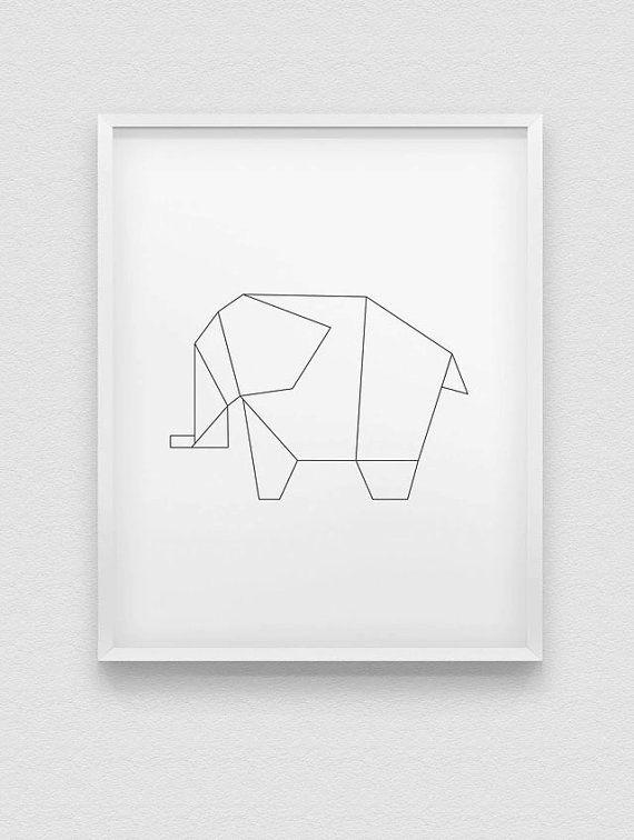 The 25 Best Origami Elephant Ideas On Pinterest