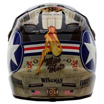 O'NEAL - 5 Series Wingman Off-Road Motorcycle Helmet - Dirt Bike - Helmets - Off-Road - Cycle Gear
