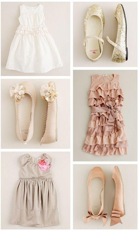 Fashion Friday | Photo Shoot Clothing Ideas for Little Girls | Child Photographer Massachusetts