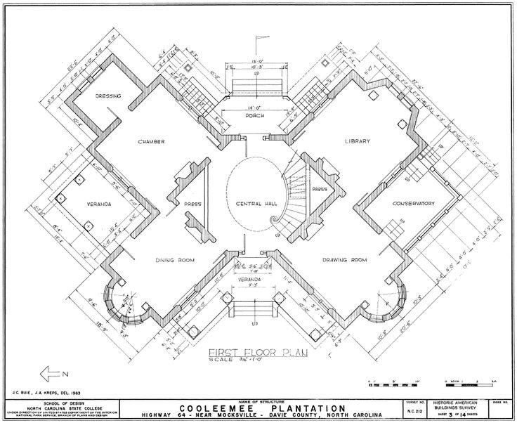 Awesome Southern Plantation Home Plans