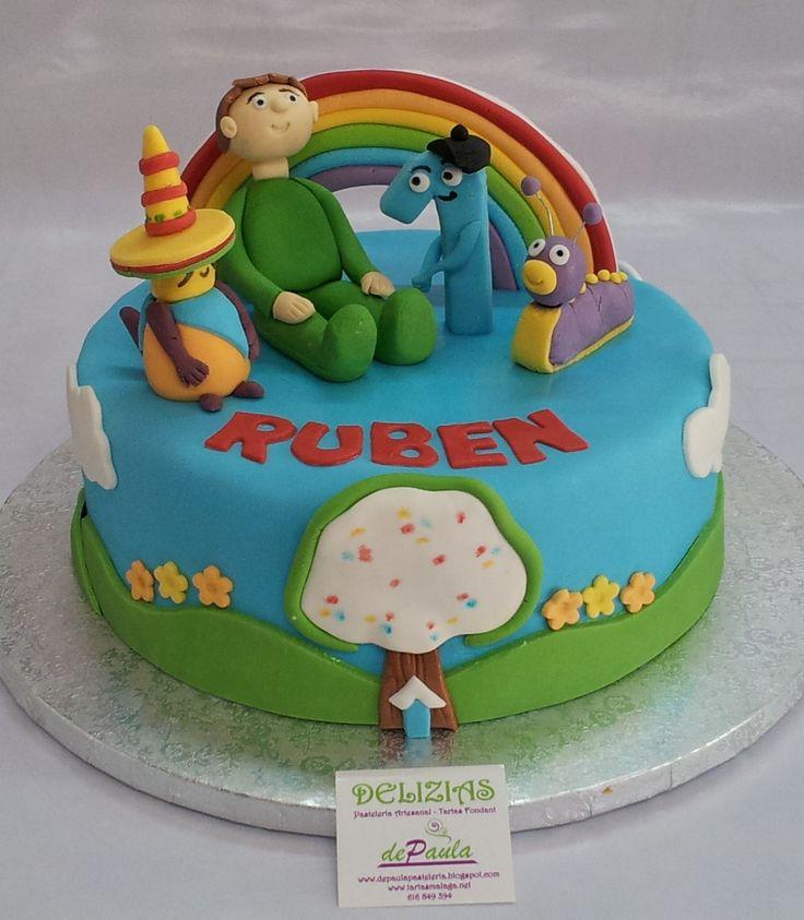 187 best Tartas Infantiles images on Pinterest | Candy buffet ...