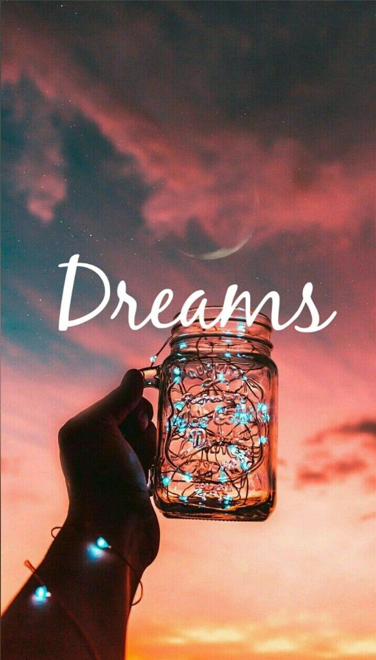 Hänge von dir ab, ob alle Träume wahr werden ode…
