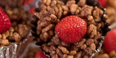 Try this Lemon myrtle chocolate crackles recipe by Chef Mark Olive. This recipe is from the show The Outback Café.