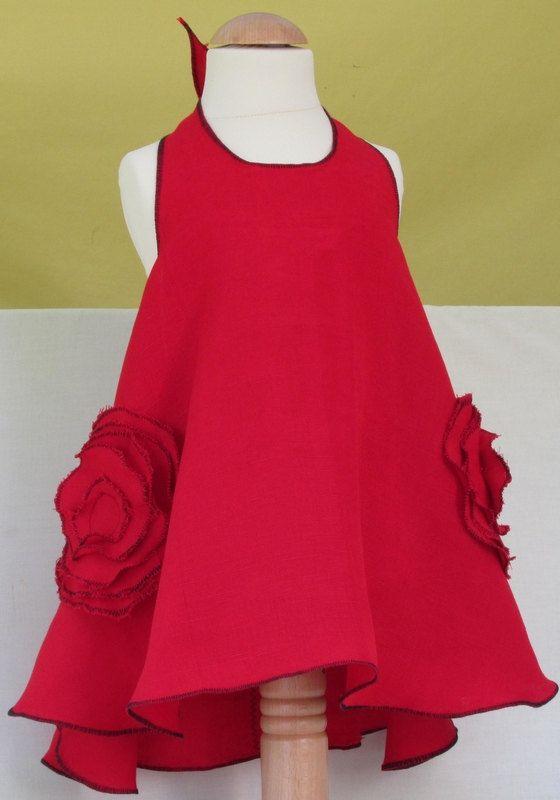 Vestido de verano gracia pdf fácil coser patrón y por FunSewingLab
