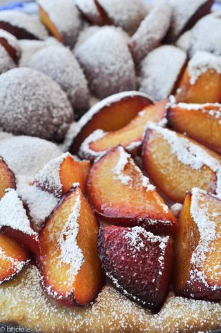 Recipe: Luxembourg plum tart / Ricetta: crostata di prugne lussemburghese — Luxembourg