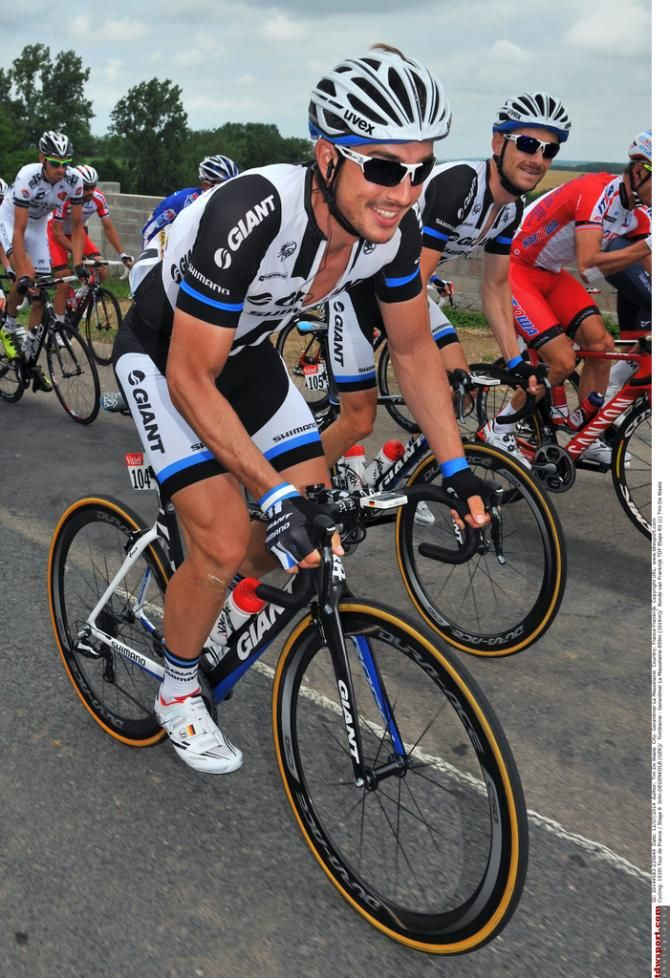Vuelta a España 2014 - Stage 4: Mairena del Alcor - Córdoba 164.7km - John Degenkolb (Giant-Shimano)