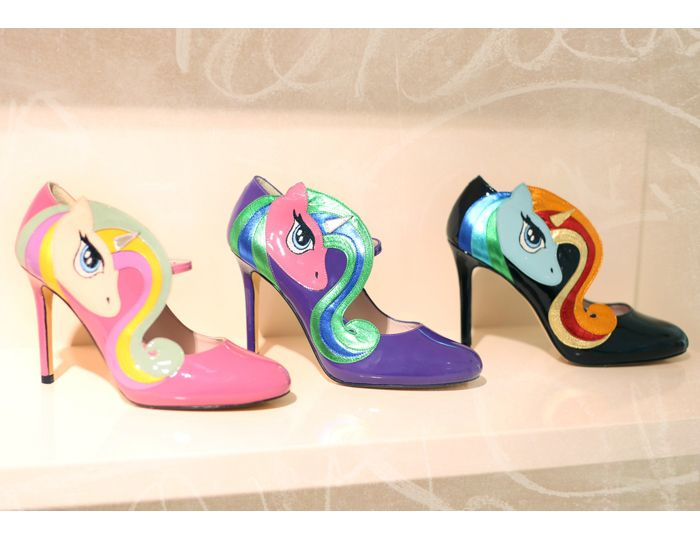 Minna Parikka_My Little Pony