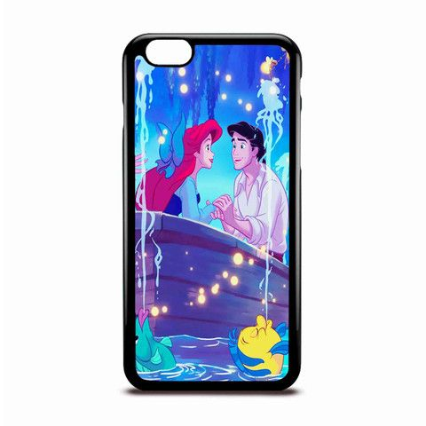 Ariel And Eric Disney Case Design For IPhone
