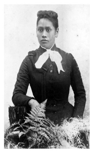 Meri Te Tai Mangakāhia (daughter of the prominent Te Rarawa chief Re Te Tai, and great grand-daughter of Ngā- kahu-whero), became the first woman to address Te Kotahitanga Parliament when she spoke to her 1893 motion requesting that women be given the vote and be eligible to sit in the Mäori Parliament.