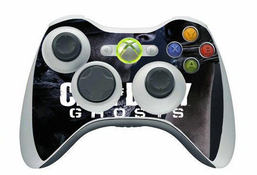 Xbox 360 - Call of Duty Controller Skin