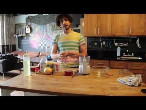 Taco Bell's Baja Sauce Copycat.... pardon his language