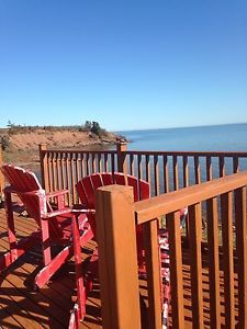 Oceanfront Cottage on Northumberland Strait for weekly rental New Glasgow Nova Scotia image 1