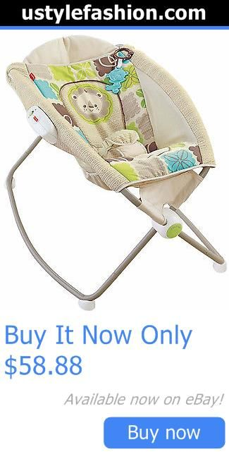 Baby bouncers and vibrating chairs: Fisher-Price Newborn Rock N Play Baby Sleeper Rocker Cradle Rainforest Friends BUY IT NOW ONLY: $58.88 #ustylefashionBabybouncersandvibratingchairs OR #ustylefashion