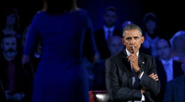 Obama's Veto Means He Alone Bears Moral Responsibility for Funding Planned Parenthood Atrocities