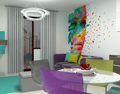 "Check out new work on my @Behance portfolio: ""Colorful open space"" http://be.net/gallery/40136775/Colorful-open-space"