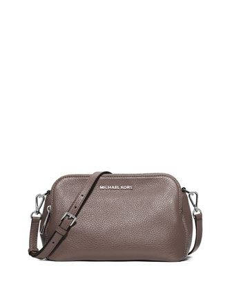 Bedford+Medium+Double-Zip+Messenger+Bag,+Cinder+by �� Cheap Michael Kors ...