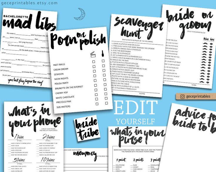 149 besten gece printables Bilder auf Pinterest   Hochzeitsschilder ...