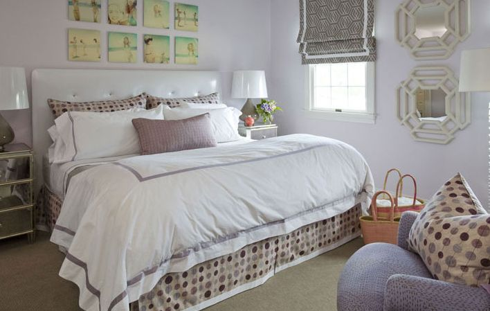 Willey design pretty lilac girl 39 s bedroom with lilac - Lilac color paint bedroom ...