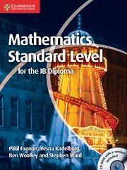 This highly illustrated coursebook, available in both print and e-book formats, has been written to specifically cover the new IB Standard Level syllabus. Based on the new group 5 aims, the progressive approach encourages cumulative learning.  Cambridge University Press