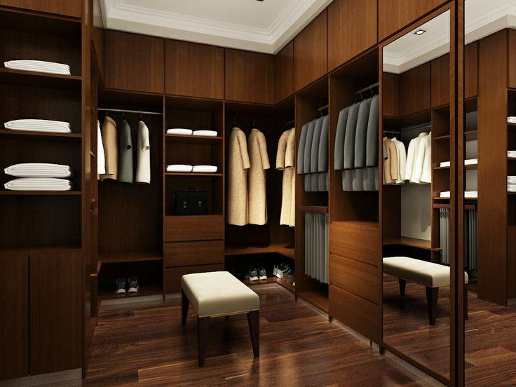 Phòng Thay Đồ/ Walk in closet