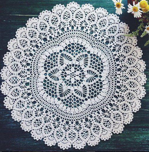World crochet: pineapple