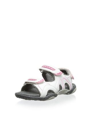 55% OFF Kamik Tugboat Sandal (Toddler/Little Kid/Big Kid) (White)