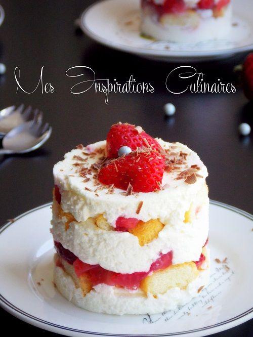 Tiramisu aux fraises sans oeufs recette plus d 39 id es sans ufs tiramisu et les fraises - Recette tiramisu sans oeuf ...