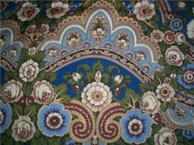 Посадский (Татьяна Сухаревская), шерсть 148Х148, шёлковая вязаная бахрома