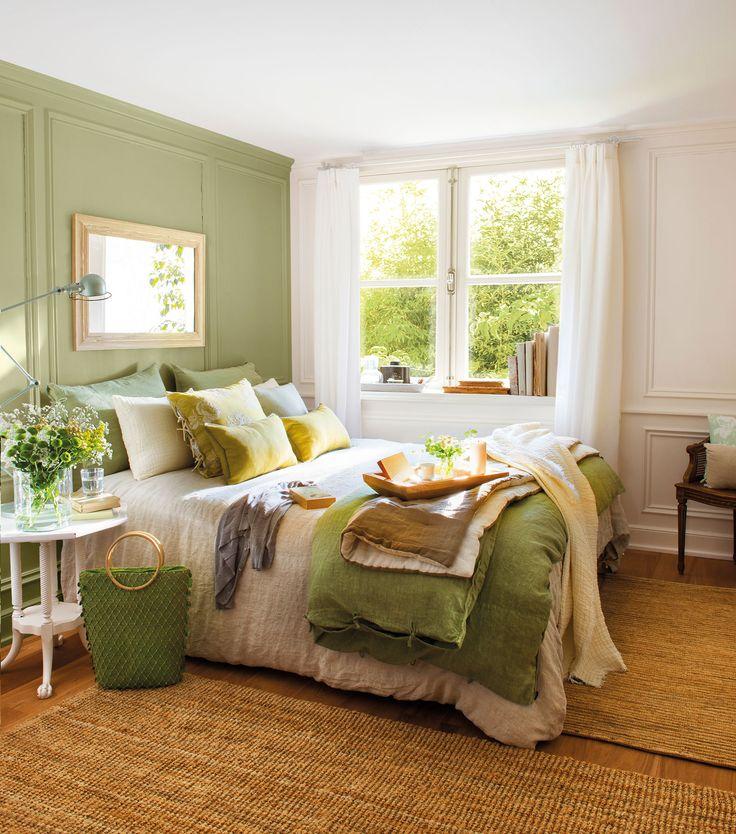 20 camas cómodas y acogedoras en las que soñarás dormir