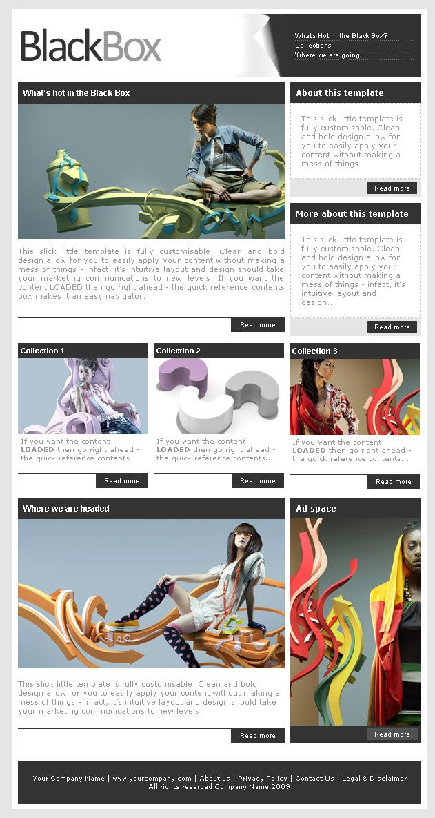 Email Newsletter Templates Newsletters 1185 631 Forward