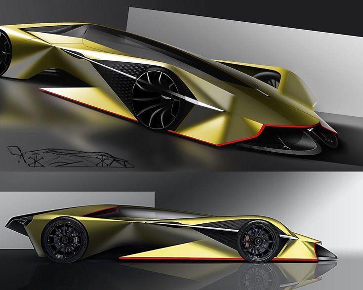 "1,449 отметок «Нравится», 10 комментариев — Car Design World (@cardesignworld) в Instagram: «Aston Martin ""Sharpston"" by Jean Hiss @jean.hiss What do you say? Like or unlike? #cardesign #car…»"