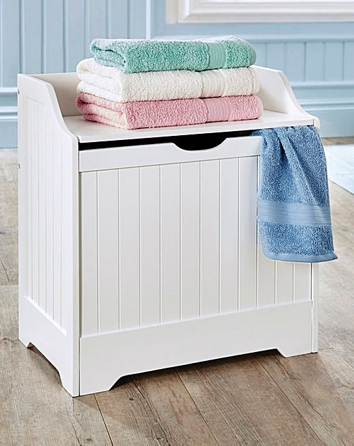 Best 25+ Bathroom laundry hampers ideas only on Pinterest ...