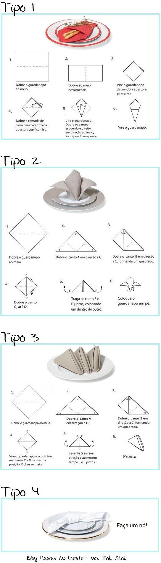 Como arrumar a mesa III | assim eu gosto - via http://bit.ly/epinner