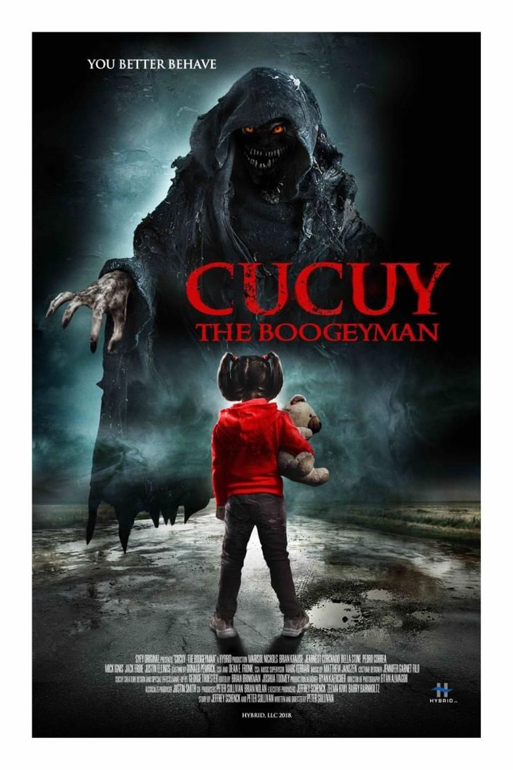 Cucuy The Boogeyman 2018 Horror movie posters
