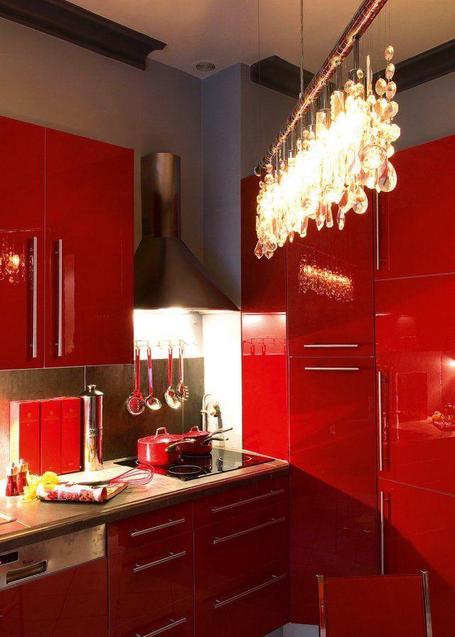 Les Meilleures Images Du Tableau Cucina Sur Pinterest - Cuisiniere mixte rouge pour idees de deco de cuisine