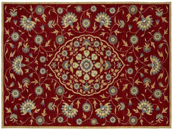 AreaRug Marmara - 3VE56 - Red - Flooring by Shaw