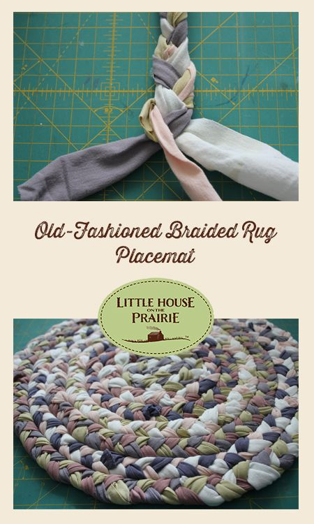 Take a break from the outdoor heat with a fun indoor activity for the whole family. Check out our #LHOTP Braided Rug craft!