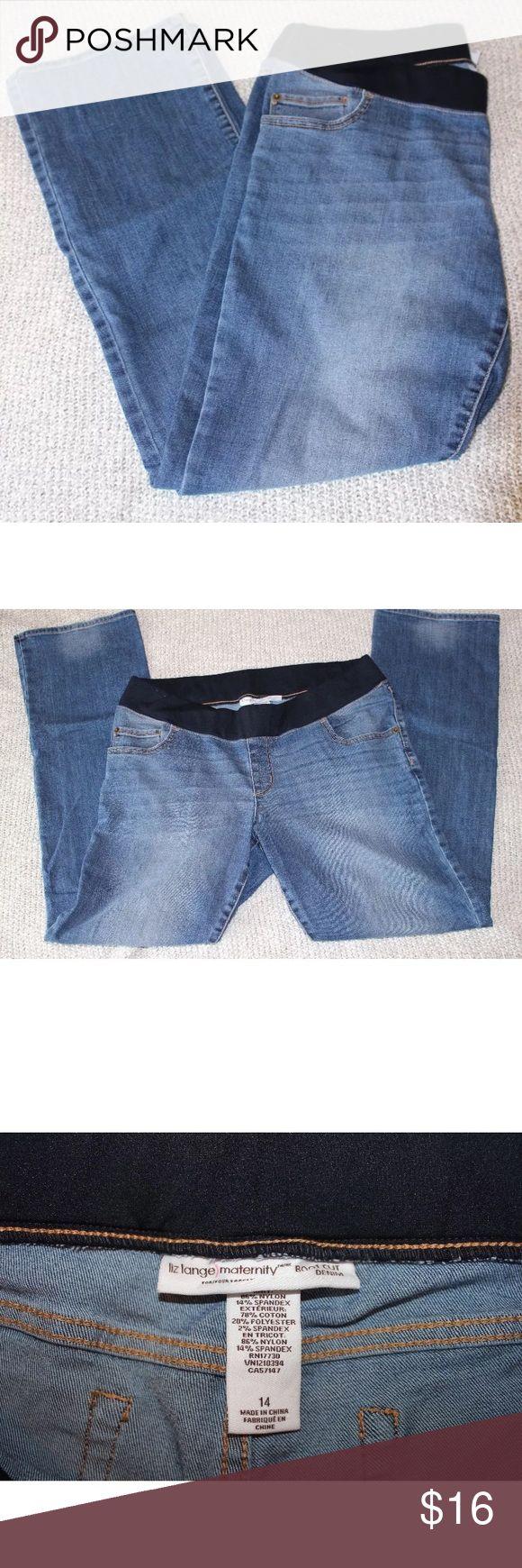 Bootcut jeans damen lange 36